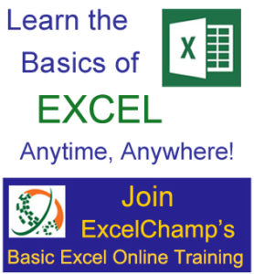 How To Add Line Breaks in a CSV File - Excel Tips@ExcelChamp Net